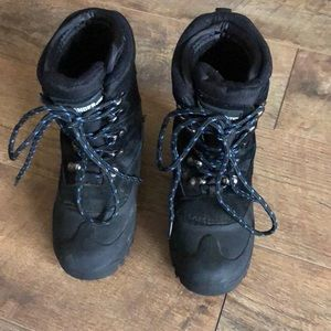 Children's Size 11 black boots